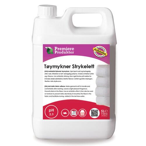 Toymykner, Strykelett