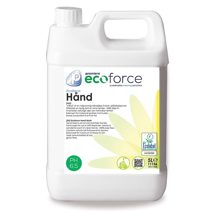 Ecoforce Hånd, miljøvennlig håndsåpe