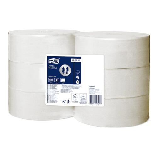 Tork Toalettpapir Advance Jumbo Toalettrull