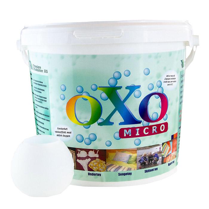 OXO Micro vaskepulver