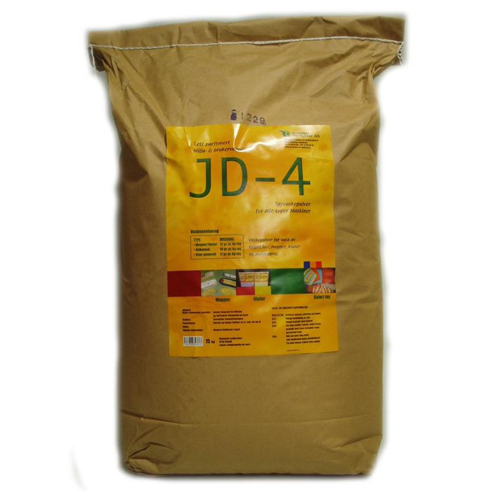 JD-4 vaskepulve