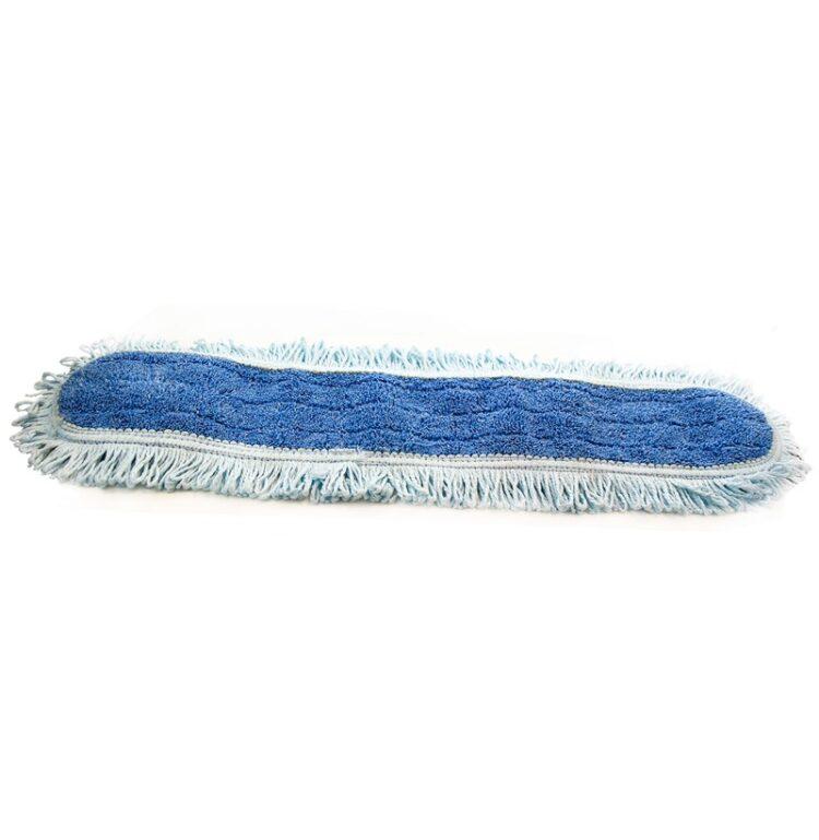 Micro mopp 60cm blå m/lomme, rengjøring