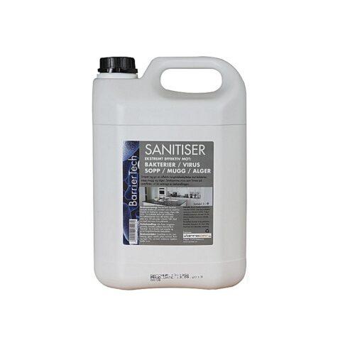 BarrierTech, Sanitiser, 5L refill