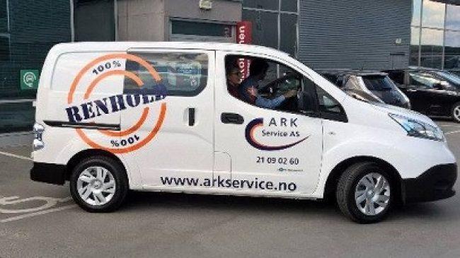 ARK SERVICE AS
