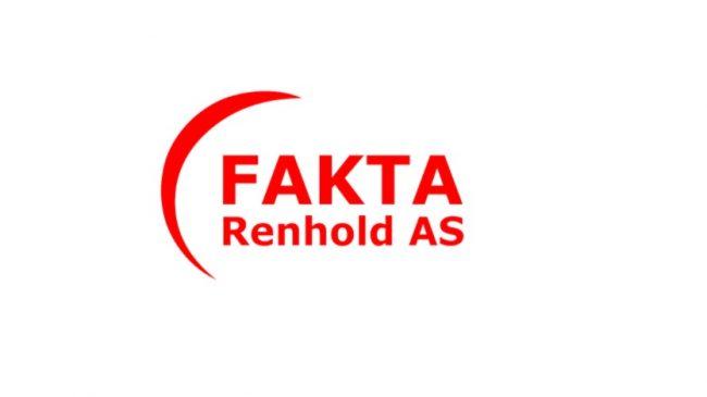 FAKTA RENHOLD AS