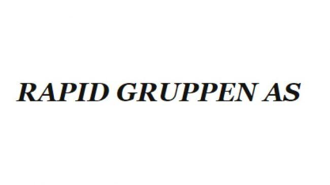 RAPID GRUPPEN AS