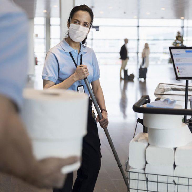 Økende forventninger og krav til hygienestandarder på offentlige steder