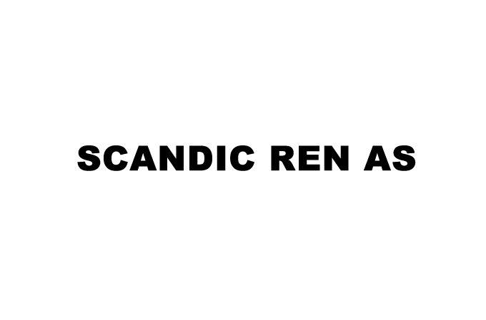 SCANDIC REN AS